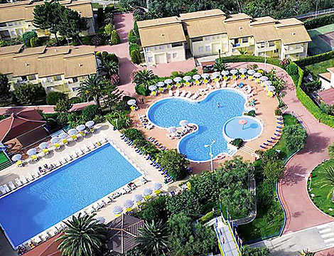 Villaggio Club La Pace Tropea