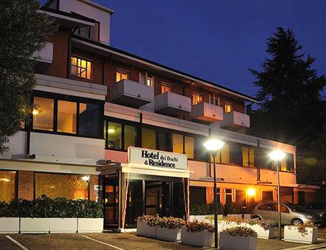 Hotel e Residence dei Duchi Urbino mezza pensione