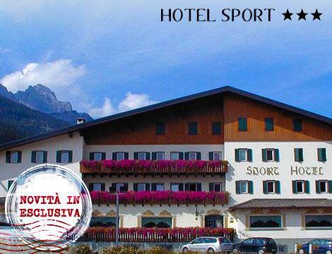 Val Comelico sulle Dolomiti