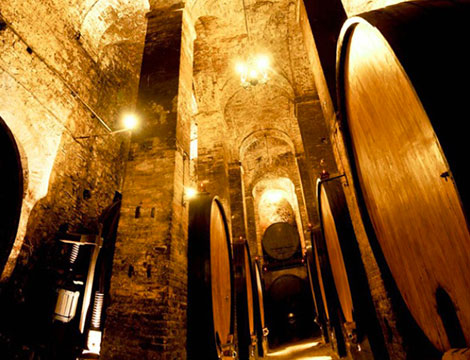 Valdichiana tra acque termali e vino Nobile