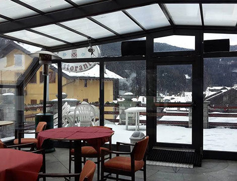 Hotel Italia Valle d'Aosta Brusson