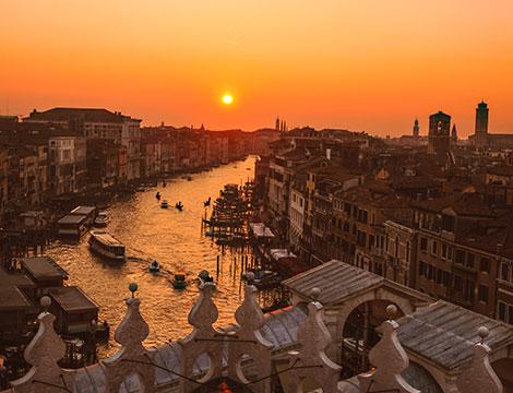 Venezia capodanno in laguna