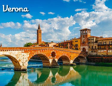 Verona ponte Castelvecchio