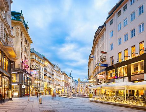 Vienna volo e hotel