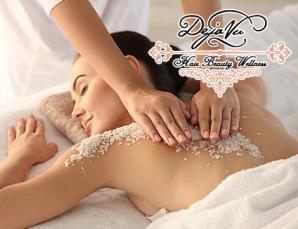 Scrub corpo e massaggio Trastevere