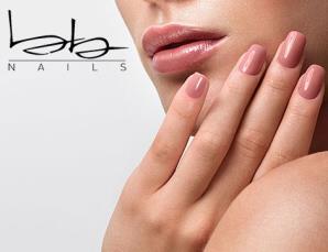 Ricostruzione unghie in gel natural look