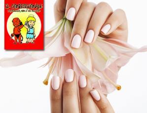 Gel unghie super leggero e manicure