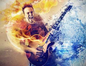 Corso online chitarra elettrica - 3 mesi
