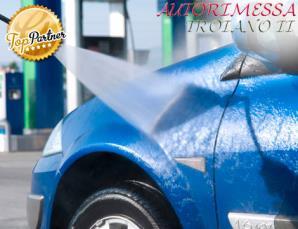 Lavaggio auto e tappezzeria